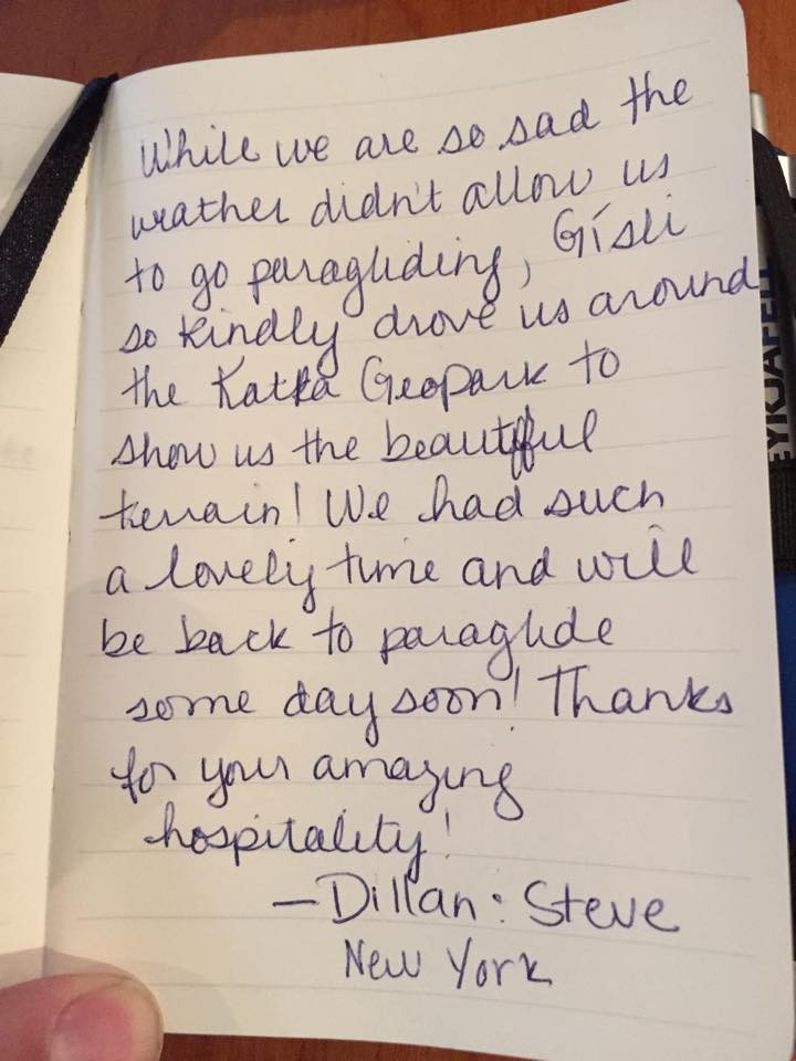 Dillan & Steve Guest Book Review